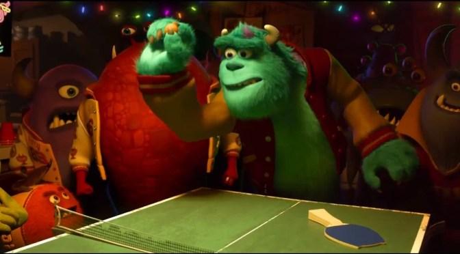 Trailer final de 'Monsters University'; que comiencen los juegos del susto