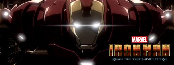 Reseña de Iron Man: Rise of Technovoro.