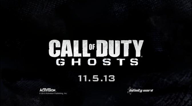 [Xbox Reveal] Call of Duty Ghosts y avance de presentación