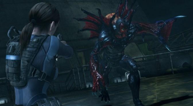 Nuevo avance de Resident Evil Revelations para Wii U