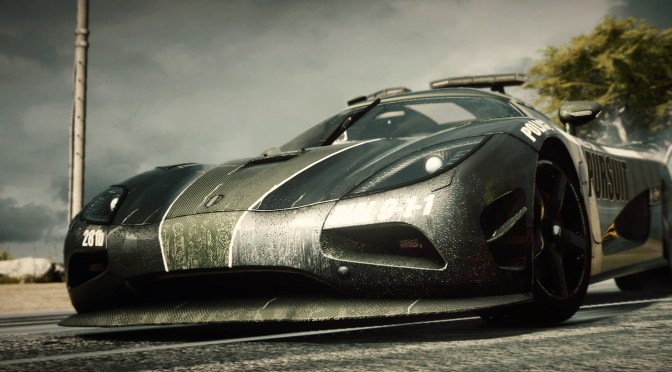 ¿Qué es Need for Speed Rivals?