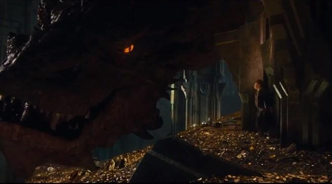 """Primer avance de """"El Hobbit: La Desolación de Smaug"""""""