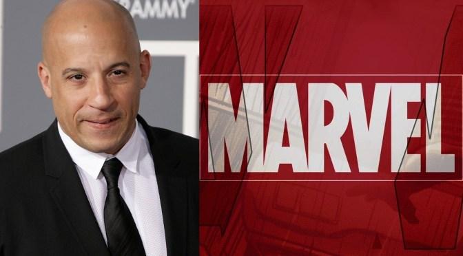 Vin Diesel en pláticas con Marvel