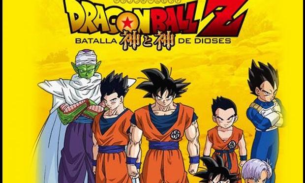 Dragon Ball Z: La Batalla de los Dioses se estrena oficialmente en México
