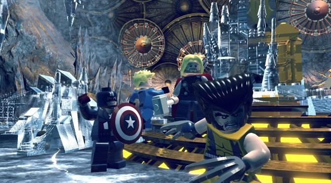[Galería] Asgard de Lego Marvel Super Heroes