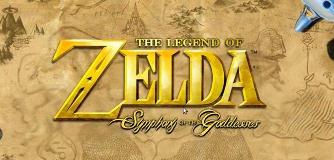 Zelda: Symphony of the Goddesses en México