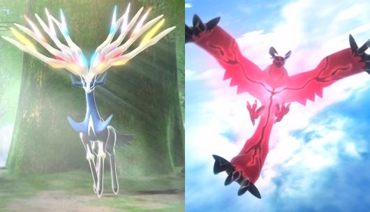 Nueva información de Pokémon X/Y