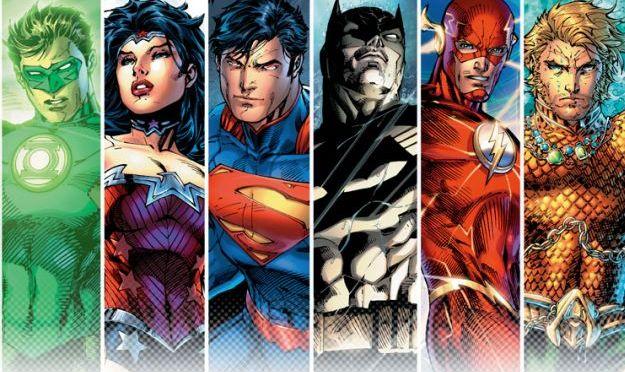 """Planean película de """"Flash"""" para 2016 y La Liga de la Justicia para 2017"""
