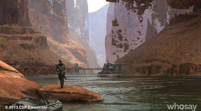 El creador de Gears of War revela arte conceptual de un nuevo proyecto