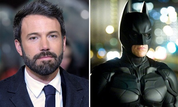 Ben Affleck y su casting como Batman, ¿por qué no es una mala elección?