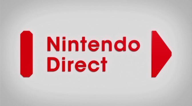 Nintendo Direct 7/Agosto/2013