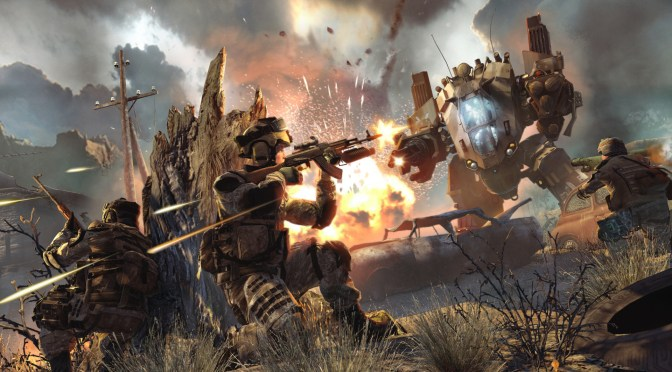 Escoge tu lado con Warface el FPS desarrollado por Crytek
