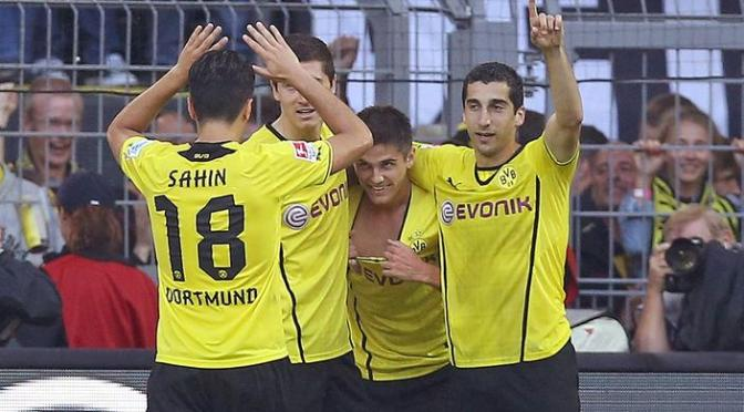 Bundesliga jornada 2: Bayern y Dortmund mantienen el paso