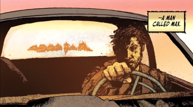 Llegan dos comics en video para introducirnos al mundo de Mad Max