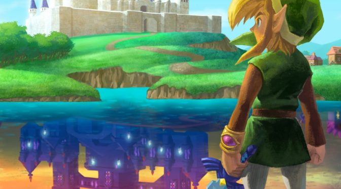 Macrogalería de The Legend of Zelda A Link Between Worlds