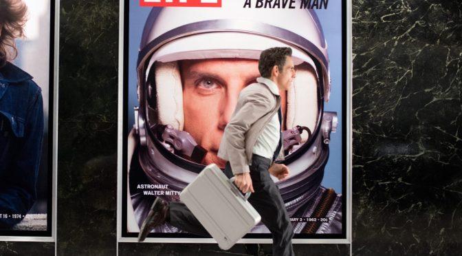 Nuevo y maravilloso trailer de 'La Increíble Vida de Walter Mitty'
