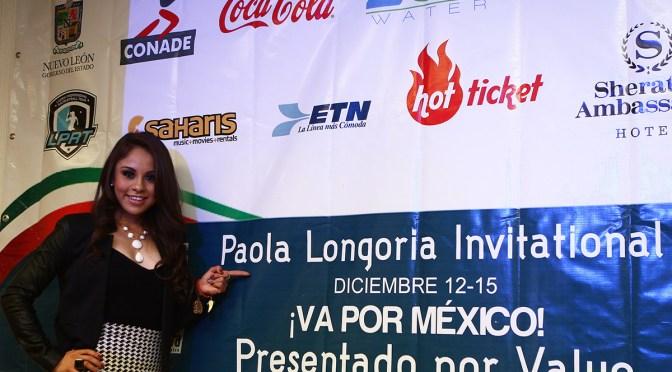 """EL TORNEO """"PAOLA LONGORIA INVITATIONAL"""", QUINTA FECHA DEL TOUR PROFESIONAL DE RACQUETBOL"""