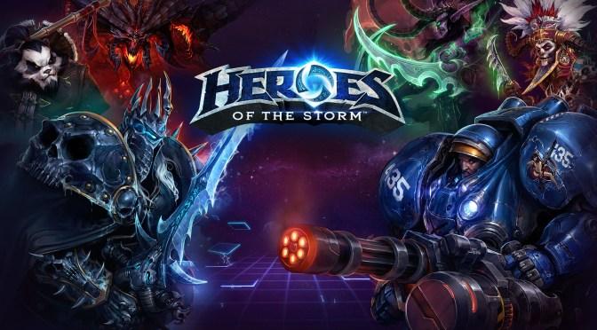 Únete a la Beta de Heroes of the Storm