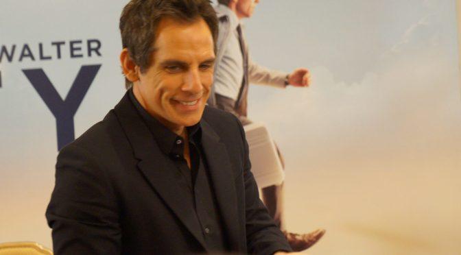 La Increíble Vida de Walter Mitty | Conferencia de prensa con Ben Stiller