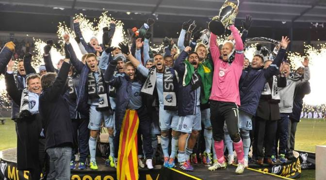 Kansas City alzá la Copa MLS
