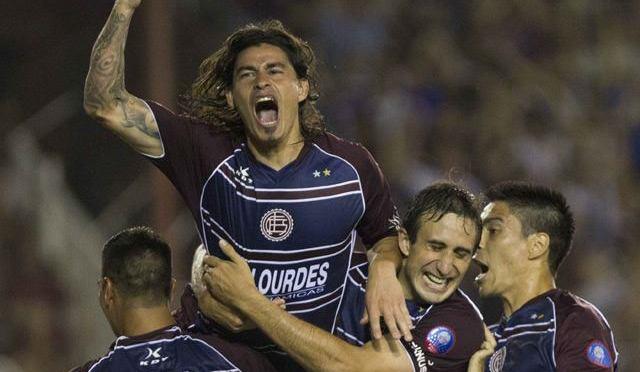 Lanús se corona Campeón de la Copa Sudamericana 2013