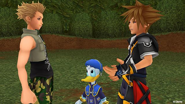 Nuevo avance de Jump Festa de Kingdom Hearts 2.5 HD ReMIX