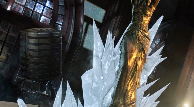 Los dos teasers que parecen revelar la llegada de Mr. Freeze a Arkham Origins