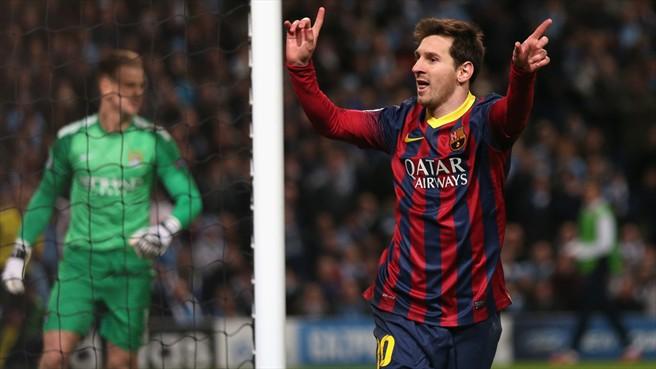 Barcelona y PSG con medio paso a Cuartos de Final