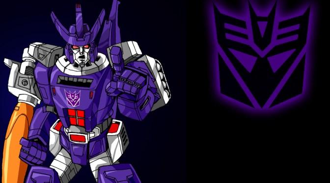 Galvatron es el villano de 'Transformers: La Era de la Extinción'