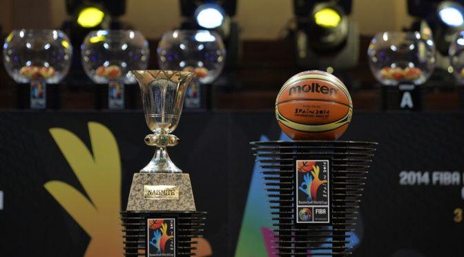 Sorteo 2014 Copa Mundial de Baloncesto FIBA, México está ubicado en el Grupo D