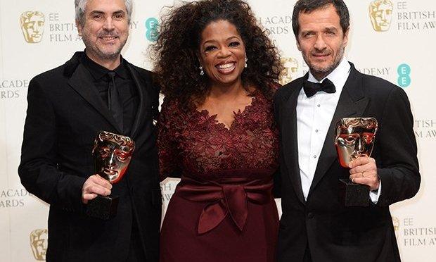 Ganadores de los premios BAFTA 2014 | 'Gravedad' sigue acumulando premios