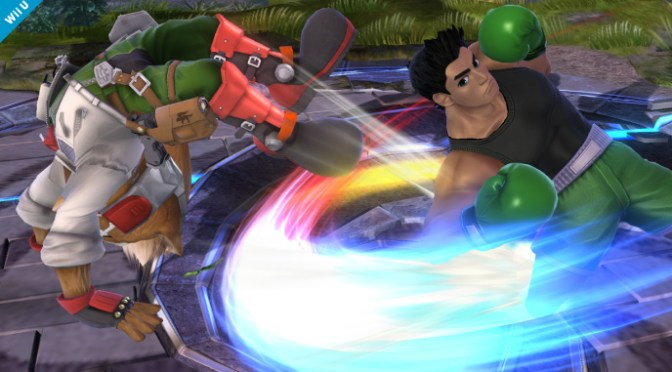 De Assist Trophy a personaje jugable, Little Mac en Super Smash Bros
