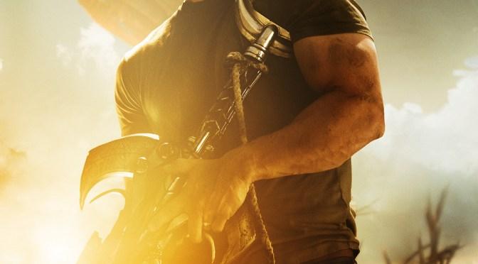 Mark Wahlberg está armado en el nuevo póster de 'Transformers: La Era de la Extinción'; mañana nuevo avance