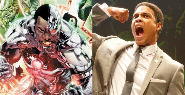Ray Fisher será Cyborg en Batman vs Superman