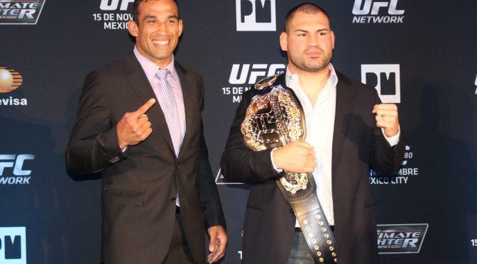 UFC 188 podrá disfrutarse desde el videojuego UFC Mobile