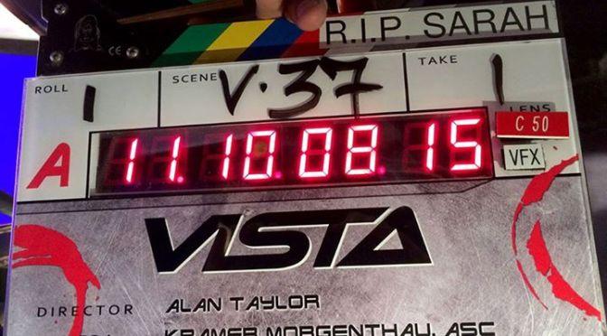 Comienza la filmación de 'Terminator: Genesis'
