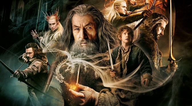 Tercera película del Hobbit cambia de título a 'The Battle of the Five Armies'