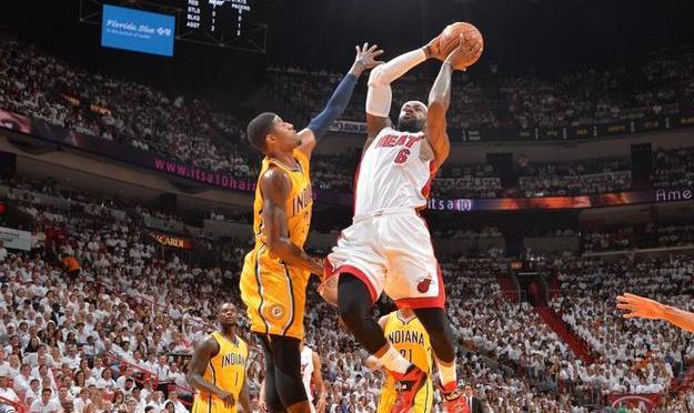 Miami Heat por su cuarta final consecutiva en la NBA
