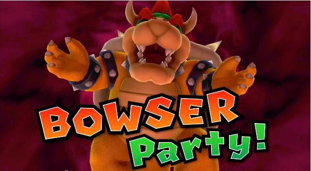 [E3 2014] Mario Party 10 – ¿Bowser es el Alma de la Fiesta?