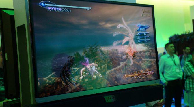 [E3 2014] Primera impresión y Hands On de Bayonetta 2