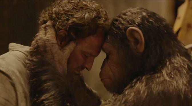 Nuevo y último trailer de 'El Planeta de los Simios: Confrontación'