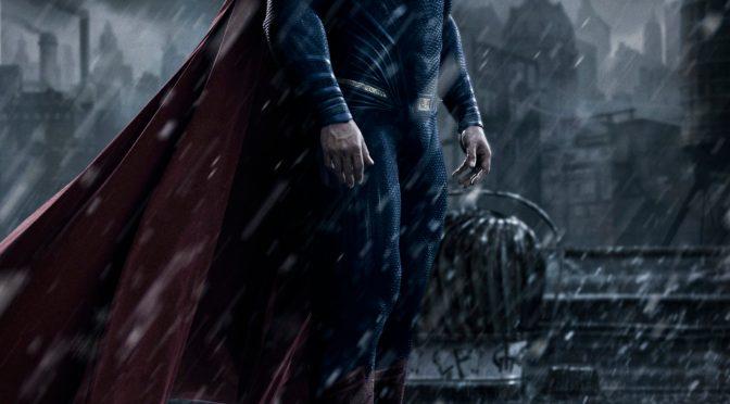 Primera imagen de Henry Cavill como el Hombre de Acero en 'Batman v Superman: Dawn of Justice'