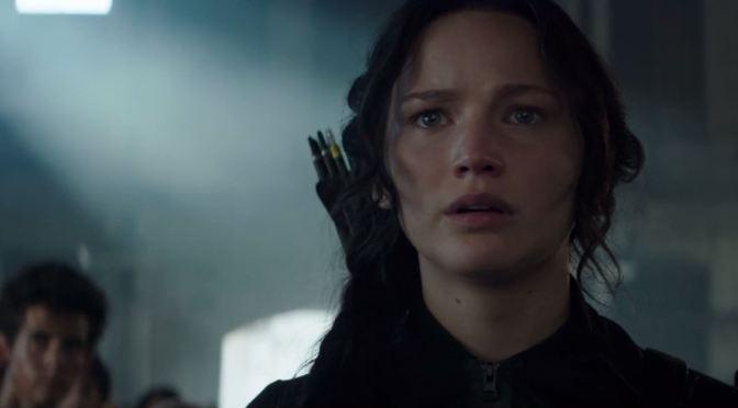 Comienza la rebelión en el primer teaser trailer de 'Los Juegos del Hambre: Sinsajo – Parte 1'