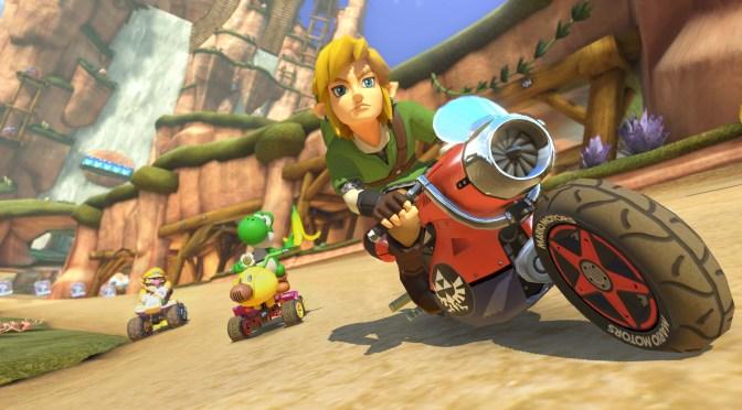 ¡¡Conoce los precios de los nuevos DLCs para Mario Kart 8!!