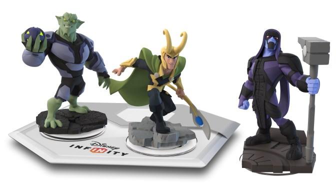 Los súper villanos llegan a Disney Infinity: Marvel Super Heroes (Edición 2.0)