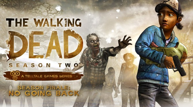 Trailer y fecha de lanzamiento para el episodio final The Walking Dead: Season Two