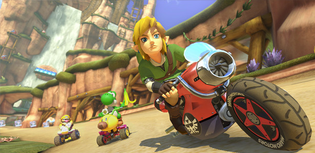 Mario Kart 8 – ¡Se anuncia un DLC Muy Especial!