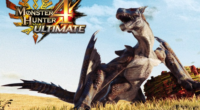 Monster Hunter 4 ULTIMATE – ¡Anunciada La Edición de Colección!