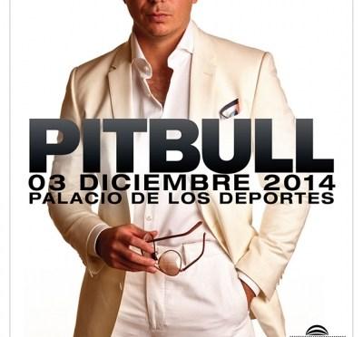 PITBULL EN MÉXICO
