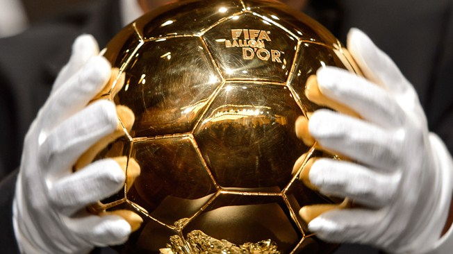 Se anuncian los candidatos por el Balón de Oro 2014